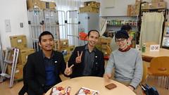 20151109 Sakura Science program from UKM Malaysia