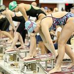 AC FLORA State Swim 10.17.15