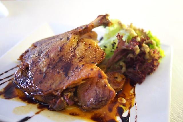 duck confit. Birdienumnum Gastrobar, 54 Jalan Kembangan