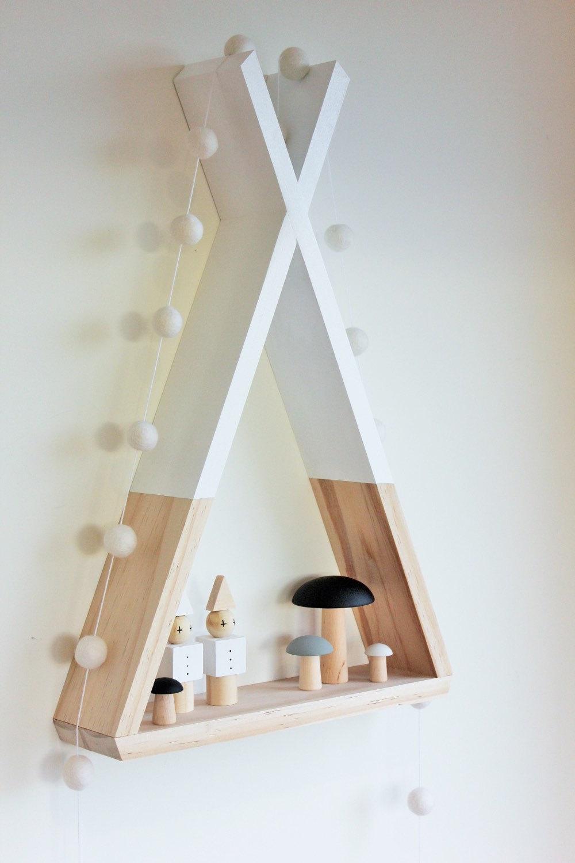 tipi shelf