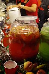 Mango / Tamarind & Lime Water