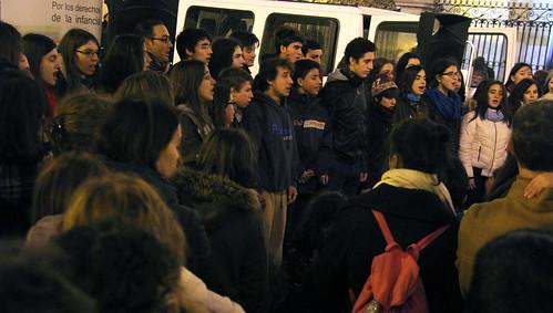 DÍA UNIVERSAL DEL NIÑO - PLAZA DE LA CATEDRAL DE LEÓN - VIERNES 20 DE NOVIEMBRE´15