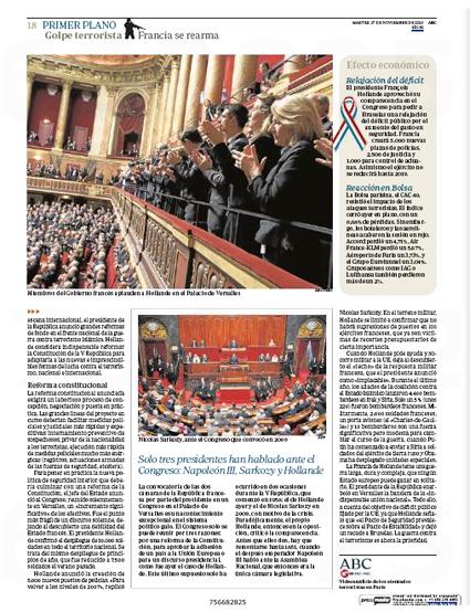 15k17 Hollande Congreso 2 Uti 425