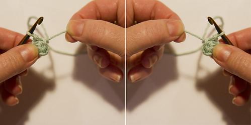 Magic ring tutorial
