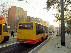 Autosan Sancity 9LE, #A-273, Europa Express City Sp. z o.o