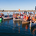 Salty Rat Canoe, Oct. 2015