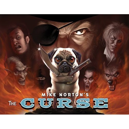 Mike Norton's the Curse