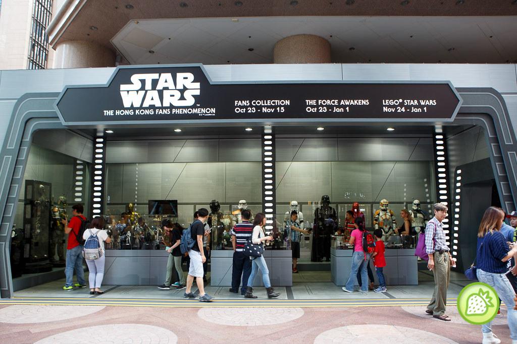 STARWARS HK TIMES SQUARE