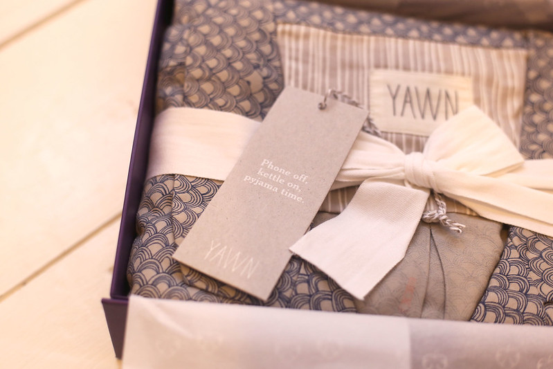 Figleaves Yawn Pajama Set