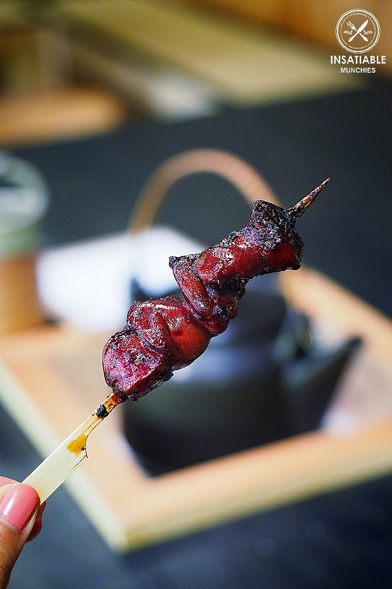 Chicken Liver Skewer, Yurippi, Crows Nest: Sydney Food Blog Review