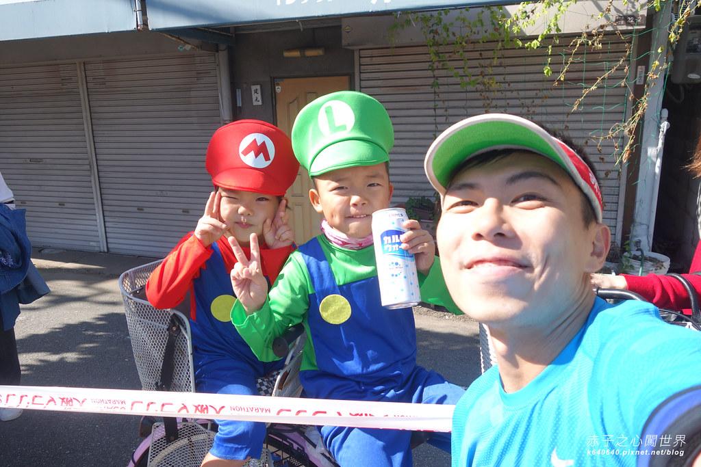 大阪馬拉松-跑步-38