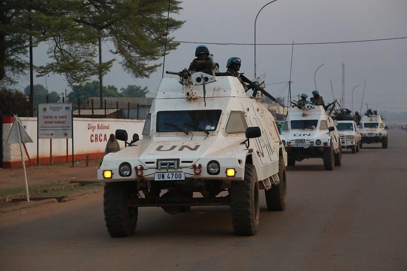 Intervention militaire en Centrafrique - Opération Sangaris - Page 21 23431662540_3b48c8ab40_c