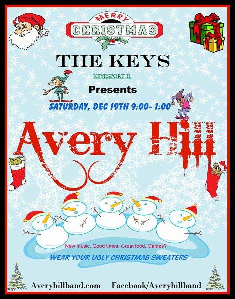 Avery Hill 12-19-15