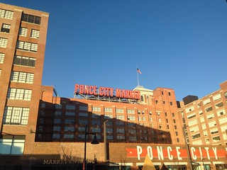 Ponce City Market: Exterior