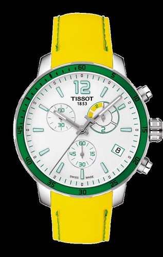 Tissot Quickster Chrono Reloj Hombre T095.449.17.037.01