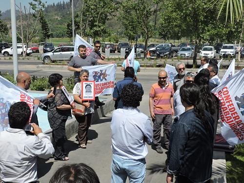 CTC presenta Queja contra el Estado de Chile ante el Comité de Libertad Sindical de la Organización Internacional del Trabajo (OIT)