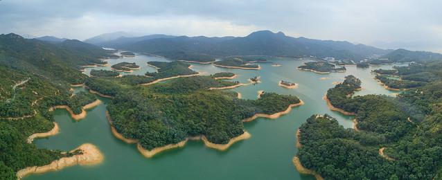 Tai Lam Chung Reservoir 大欖涌水塘