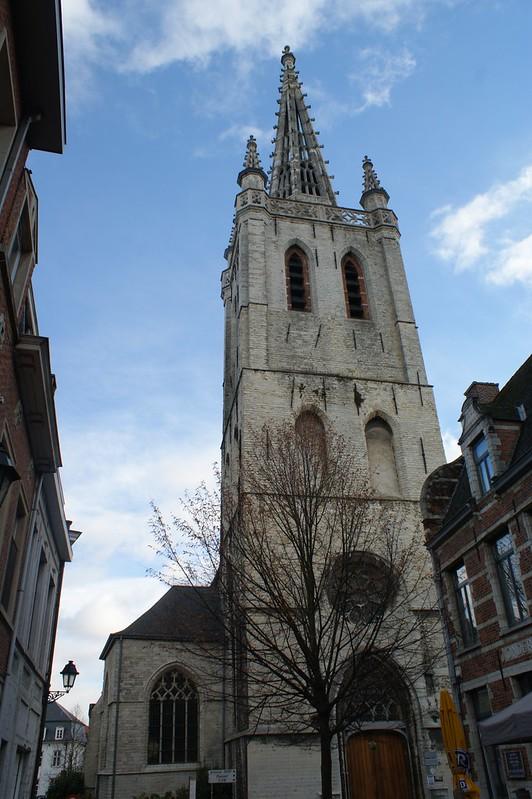 Iglesia y Abadía de Santa Gertrudis