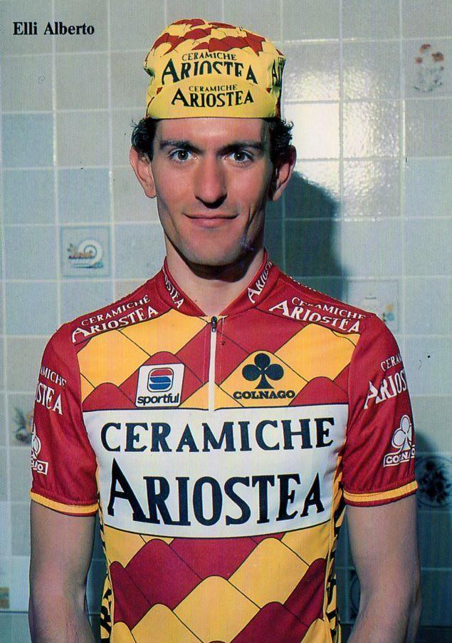 Alberto Elli - Ceramiche Ariostea 1992