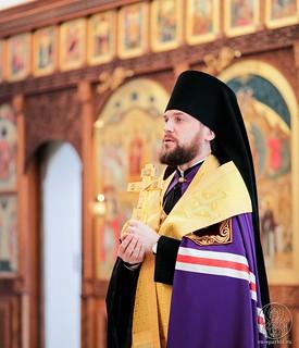 Молебен в Спасском соборе 315