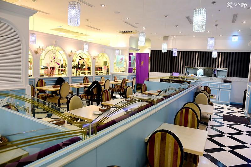 跳舞香水板橋下午茶推薦親子餐廳菜單彩虹小馬 (3)