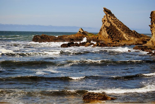 From the Beach