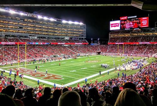 49ers & Levi's Stadium #NinersYodel #LevisStadium