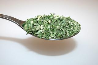 10 - Zutat italienische Kräuter / Ingredient italian herbs