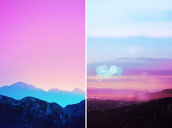 Pastel Dreamscape by Anthony Samaniego