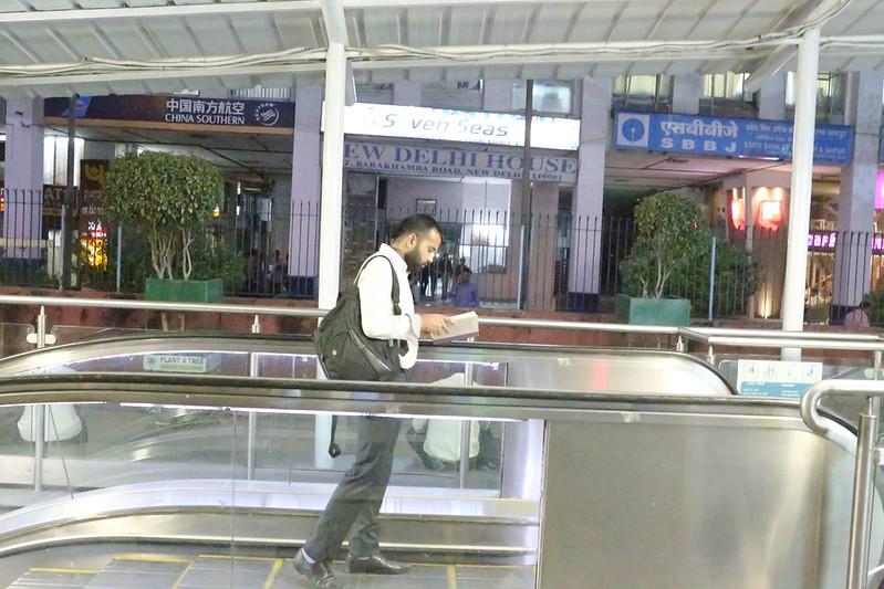 essay delhi metro english