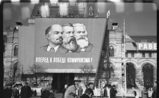 1 may 1965, Moscow, USSR, Red Square