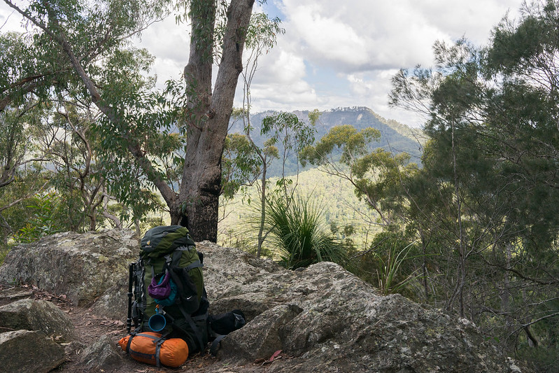 Halfway Viewpoint - Mount Barney National Park