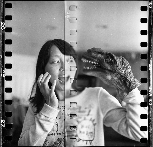 The 70mm Rollei - Anita