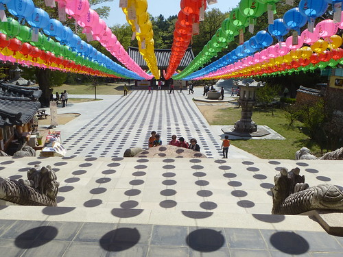 Co-Daegu-Parc Palgongsan-Temple Donghwasan (8)