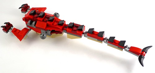 LEGO Creator 31032 Red Creatures 02
