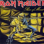 IRON MAIDEN PIECE OF MIND UK PRESSING FOC