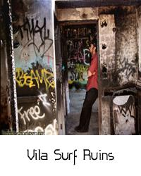 villa surf ruins