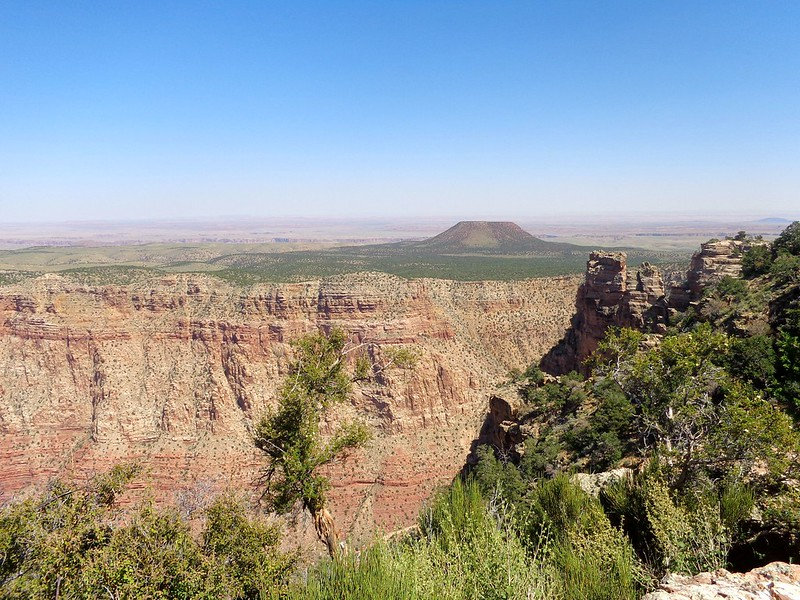 Desert View, South Rim of Grand Canyon