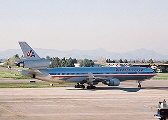 American Airlines McDonnell Douglas MD11 (A.Ruiz)