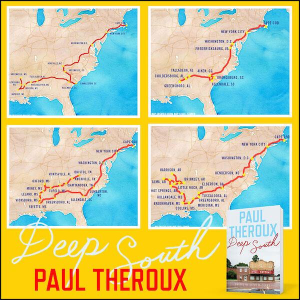 deep south routes