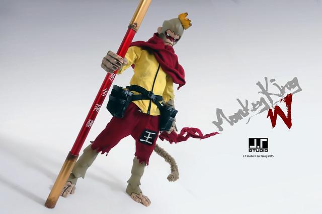 J.T Studio 西遊記系列【美猴王W】Monkey King W 限定399 體