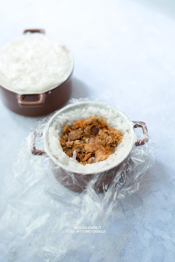 Onigiri ricetta tutorial