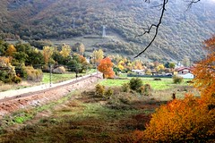 Camino de San Salvador - Etapa La Robla - Poladura de la Tercia