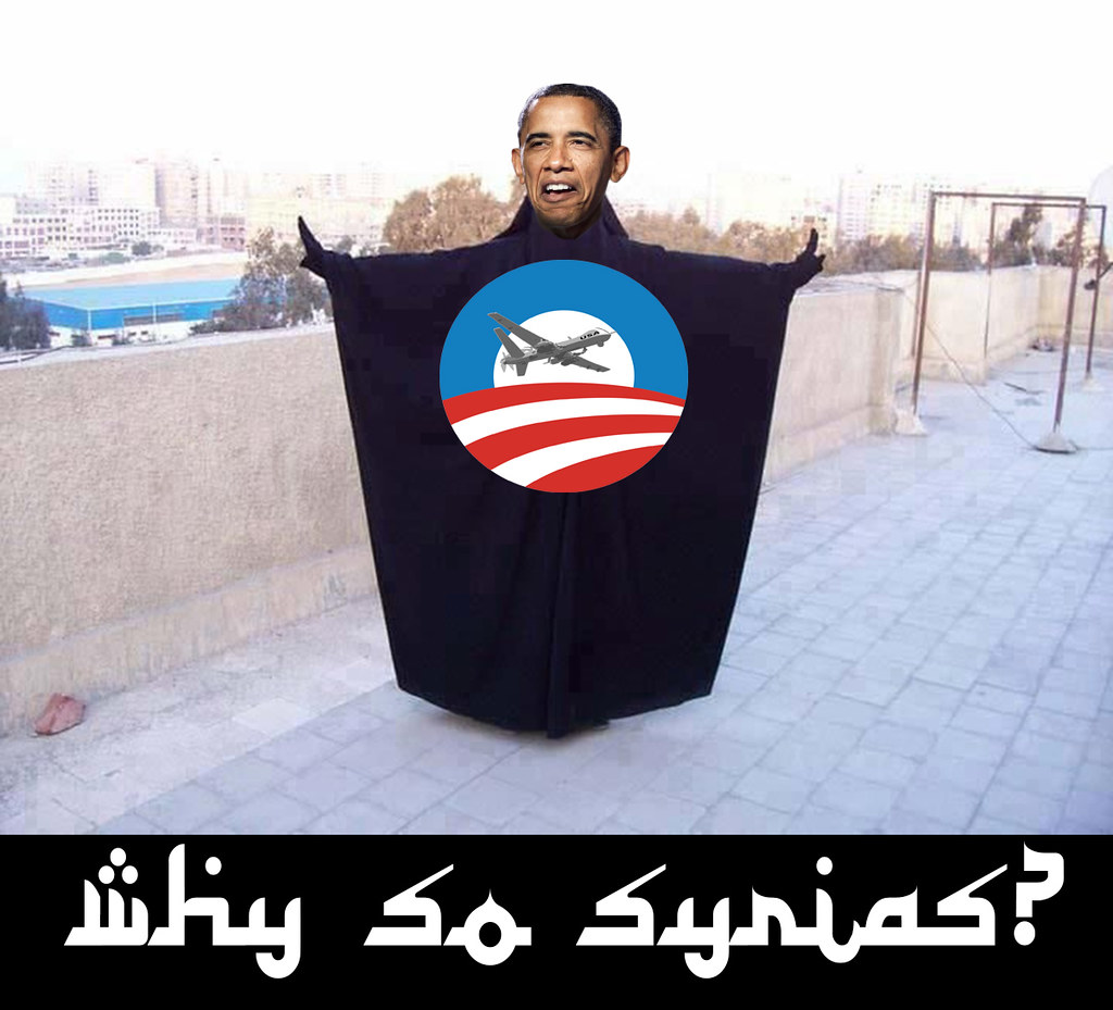 WHY SO SYRIAS?