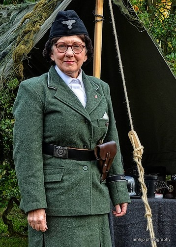 Papplewick 1940's Weekend 2015