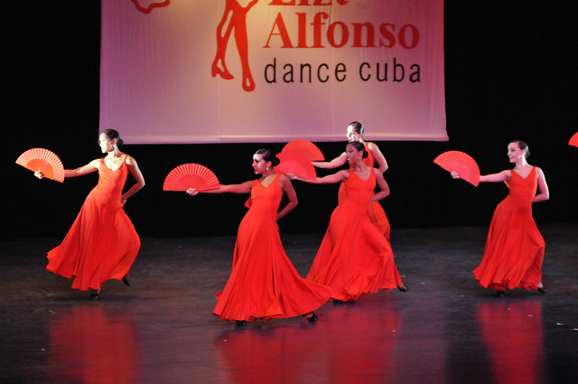 Ballet Liz Alfonso, Fiesta de la Cubanía 2015