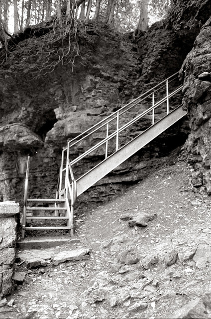Stairs Back Up