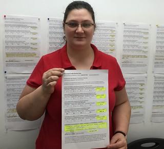Silvana Staffieri, Review Municipal Credit Service Corp, Reparacion de Credito