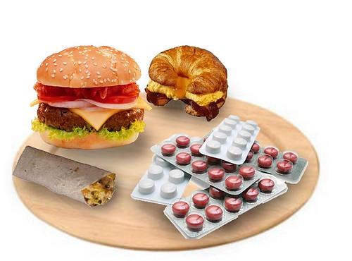 Їжа і ліки: небезпечні поєднання