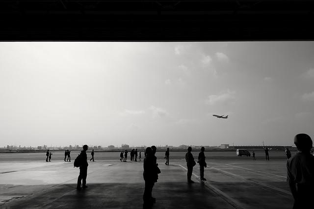 Hangar...